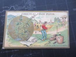 Image Chromo Publicitaire Chocolat Felix Potin 3 - Chocolade