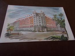 B710   Madrid Castellere Hilton Cm14x9 - Madrid