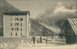 CH TRELECHAMP / Hôtel Du Col Des Montets / - Zwitserland