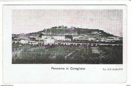 CONEGLIANO:  PANORAMA  -  FOTO  -  FP - Treviso