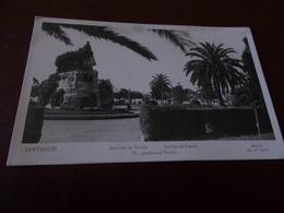 B710   Santander Spagna Giardini Viaggiata Cm14x9 - Spagna
