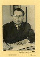 ADOLPHE J. ROSE  Directeur Du Palais De La Découverte - Persone Identificate
