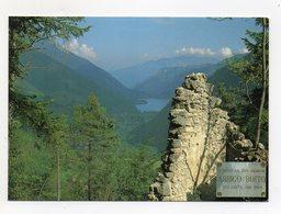 Tiarno Di Sotto (Trento) - Col Plagna Con Panorama Sul Lago Di Ledro - Non Viaggiata - (FDC16301) - Trento