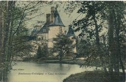 CPA - France - (77) Seine Et Marne - Fontenay Tresigny - Canal Du Château - Fontenay Tresigny