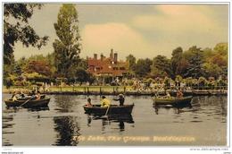 LONDON:  THE  LAKE  -  THE  GRANGE  BEDDINGTON  -  TO  ITALY  -  FP - London Suburbs