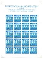 Liechtenstein Feuille Entière Du Timbre N° 778 **  A Saisir !!! - Blocks & Sheetlets & Panes