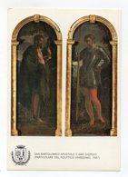 Tiarno Di Sotto (Trento) - San Bartolomeo E San Giorgio - Scritta Ma Non Viaggiata - (FDC16302) - Trento