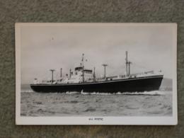 JOHNSTON-WARREN LINES MYSTIC RP - Cargos