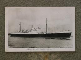 NZSC RUAHINE RP - Cargos