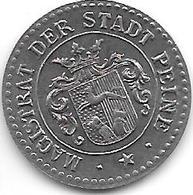 Notgeld Peine10 Pfennig ND   Fe 420.3a - [ 2] 1871-1918 : Empire Allemand
