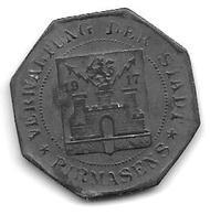 Notgeld Pirmasens 10 Pfennig 1917   Zn 426.4c - [ 2] 1871-1918 : Empire Allemand