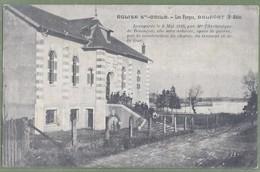 CPA Vue Rare - TERRITOIRE DE BELFORT - BELFORT - LES FORGES - ÉGLISE  SAINTE-ODILE - Animation - - Belfort - Ville