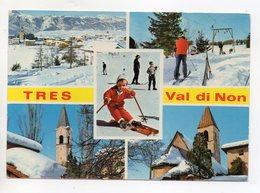 Tres (Trento) - Cartolina Multipanoramica - Non Viaggiata - (FDC16308) - Trento