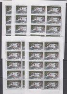 Europa Cept 2001 Slovakia 1v Sheetlet  5x ** Mnh (43889) - 2001