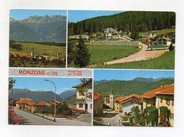 Ronzone (Trento) - Cartolina Multipanoramica - Viaggiata Nel 1976 ? - (FDC16309) - Trento