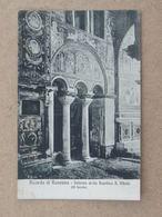 Ricordo Di RAVENNA - Interno Della Basilica S .Vitale  1912 - Ravenna