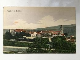AK  CROATIA  BRIBIR   1913. - Croazia