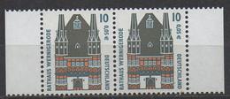 PIA - GERMANIA : 2000 : Serie Ordinaria - Curiosità - Municipio Di   -(Yv 1972a) - [7] Repubblica Federale