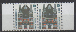 PIA - GERMANIA : 2000 : Serie Ordinaria - Curiosità - Municipio Di Wernigerode - (Yv 1972a) - [7] Repubblica Federale
