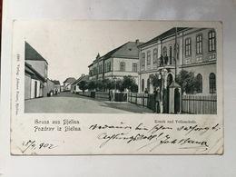 AK  BOSNIA  BOSNA   BIJELJINA   1902. - Bosnia Erzegovina