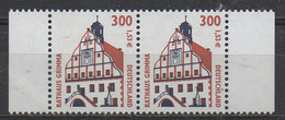 PIA - GERMANIA : 2000 : Serie Ordinaria - Curiosità - Municipio Di Grimma - (Yv 1974a) - [7] Repubblica Federale