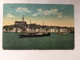AK  CROATIA   ROVIGNO  ROVINJ   1912. - Croazia