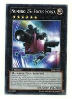Yu-Gi-OH - Numero 25: Focus Forza - Yu-Gi-Oh