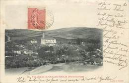 CPA 31 Haute Garonne Vue Générale De Gaillac Toulza - Francia