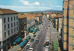 CECINA - LIVORNO - INSEGNA PUBBLICITARIA BIRRA WUHRER - PERONI - MOKA EFTI - AUTO - 1971 - Livorno