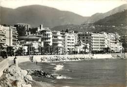 Dép 06 - Nice - La Promenade Des Anglais - L'hôpital Lenval Et Quartier Magnan - Semi Moderne Grand Format - état - Gesundheit, Krankenhäuser