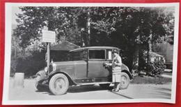 Photo  Anime Voiture Ancienne - Automobili