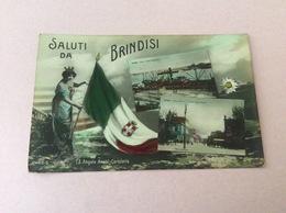 """""""Saluti Da BRINDISI"""" - Italia"""