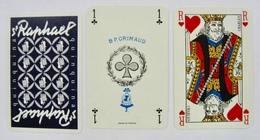 JEU DE 32 CARTES SANS ETUI ST RAPHAEL QUINQUINA / B.P. GRIMAUD MADE IN FRANCE - Cartes à Jouer Classiques