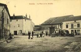 54 LIVERDUN La Place - Les Arcades  / A 508 - Liverdun