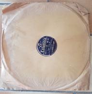 Disque 78 Tours Edith PIAF Et Les Compagnons De La Chanson C'est Pour ça - 78 Rpm - Gramophone Records