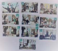 Le Petit Poucet - Lot De 10 Cartes Postales - Film Pathé - Colorisées - Circulées:1909 - 2 Scans - Contes, Fables & Légendes