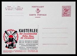 BELGIQUE ENTIER CP PUBLIBEL N° 1847. KASTERLEE  . NEUF - Stamped Stationery