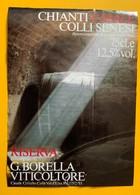 11129 - Chianti Casale Colli Senese Riserva G,Borella  Italie Tonneaux En Cave - Etiquettes