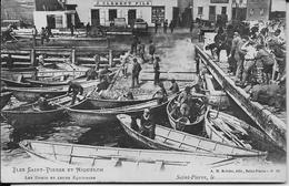 St-PIERRE Et MIQUELON: Les Doris Et Leurs équipages - Saint-Pierre-et-Miquelon