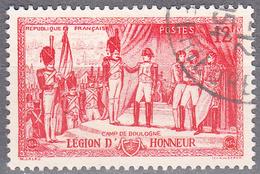 FRANCE    SCOTT NO. 730     USED      YEAR  1954 - France