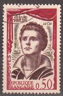FRANCE    SCOTT NO. 1000     USED      YEAR  1961 - France