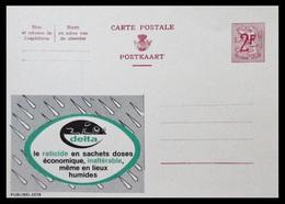 BELGIQUE ENTIER CP PUBLIBEL N° 2078. DELTA . RATICIDE  . NEUF - Stamped Stationery