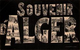 Algérie - Souvenir D'ALGER - Algiers