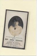 MARIA-ISABELLE BUEKENBERGHS  :  OLMEN-BALEN-MONTREAL - Obituary Notices
