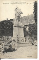 63 - Saint-Pardoux - Monument Des Combattants Morts Au Champ D'Honneur - Autres Communes