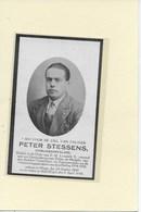 PETER STESSENS :  OLMEN-BALEN-MOL-WEZEL - Décès