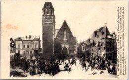 41 VENDOME - Le Musée - Convoi De Prisonniers Arrivant à Vendôme Le 12 Janvier 1871 - Vendome