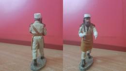 Lot De 2 Figurines De La Légion étrangère - Militaria