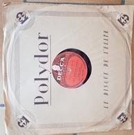 Disque 78 Tours Ethel SMITH And The Bando Carioca - 78 Rpm - Gramophone Records