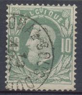 Nr.  30 : Bomal - Sous - Durbuy - 1869-1883 Leopold II